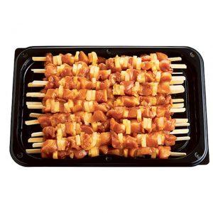 BBQ Kip Hawaï spiezen 30 stuks - BBQ Vlees Bestellen - Online Vlees Bestellen - BBQFriends.nl