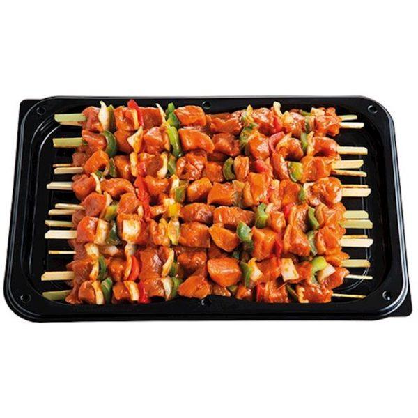 BBQ Varkensshaslicks 30 stuks - BBQ Vlees Bestellen - Online Vlees Bestellen - BBQFriends.nl