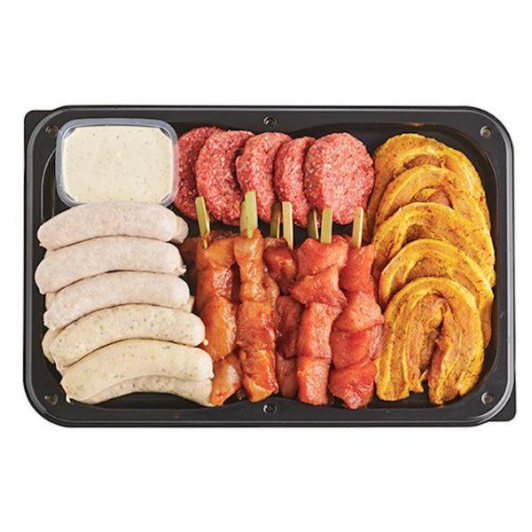 BBQ pakket 5 personen - BBQ Vlees Bestellen - Online Vlees Bestellen - BBQFriends.nl