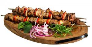 Barbecue Kip Hawaï spiezen 30 stuks - BBQ Vlees Bestellen - Online Vlees Bestellen - BBQFriends.nl