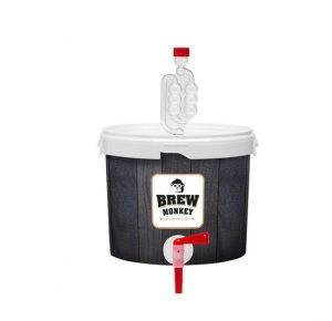 Bierbrouw pakket Ipa Basis - biertap - zelf bier brouwen voor beginners - www.BBQfriends.nl