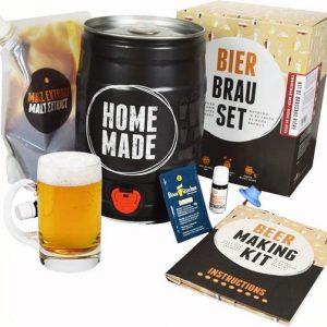 Bierbrouw pakket Donker - zelf thuis bier brouwen - www.BBQfriends.nl