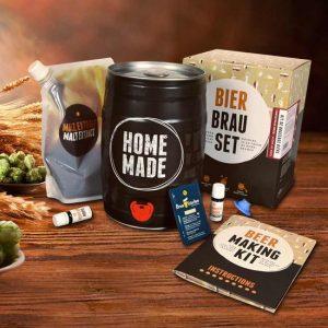 Bierbrouw pakket - zelf thuis bier brouwen - www.BBQfriends.nl