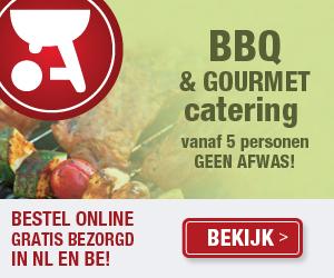 Complete BBQ aan huis - catering - www.BBQfriends.nl