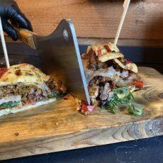 Hamburger Italian Style - Italiaanse Hamburger Focaccia - BBQ Workshop - Stap voor Stap koken op de Barbecue - www.BBQfriends.nl