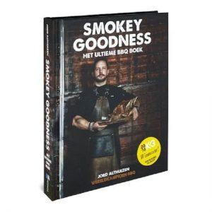 Smokey Goodness - Jord Althuizen - BBQ Kookboek - www.BBQfriends.nl