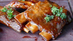 Spareribs met pompoen marinade - spareribs oven - kant en klaar - low en slow - barbecue - www.BBQfriends