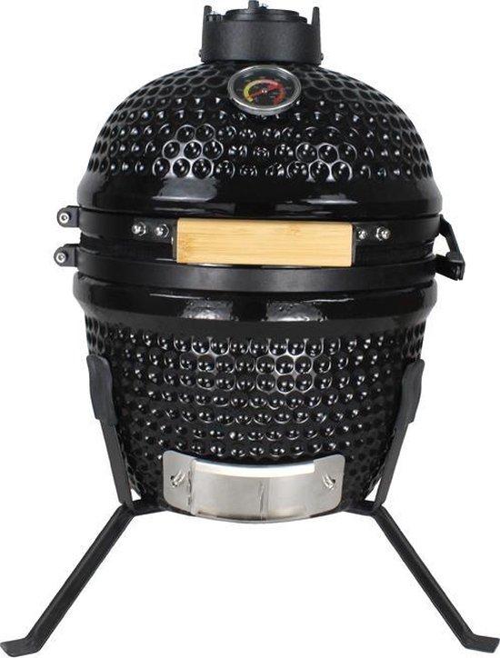 Top 10 houtkoolbarbecues - BluMill Kamado Egg BBQ - www.BBQfriends.nl