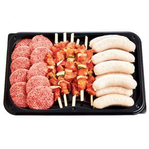 Trio BBQ pakket 30 stuks - BBQ Vlees Bestellen - Online Vlees Bestellen - BBQFriends.nl